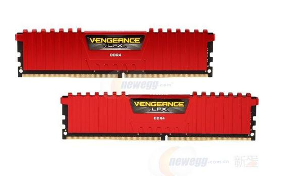 数码海淘:CORSAIR 海盗船 Vengeance LPX 16GB(8G*2) DDR4 2666 台式机内存   57.99刀