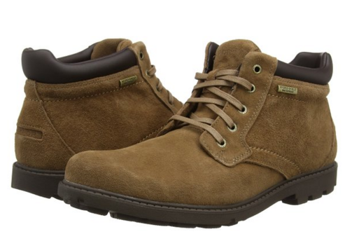 ROCKPORT 乐步 Rugged Bucks Waterproof 男款防水靴 £26.79