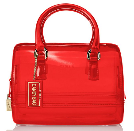 FURLA 芙拉 Candy Cookie Mini Satchel 女士迷你果冻包 71.2刀
