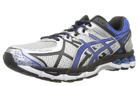 打折码:ASICS 亚瑟士 GEL-KAYANO 21 男款支撑跑鞋 79.2刀