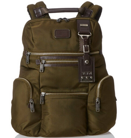箱包海淘:Tumi Alpha Bravo Knox Backpack 途米双肩背包 139.99刀