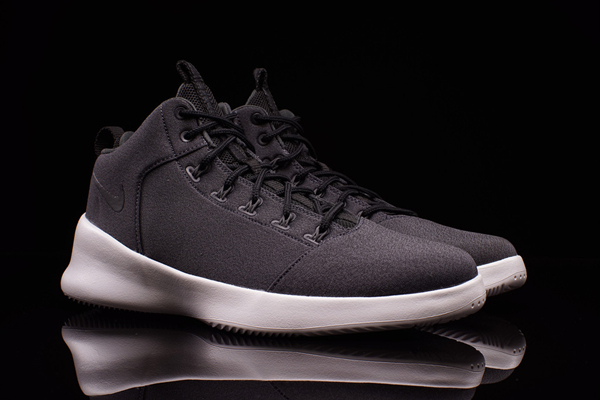 海淘新低:NIKE 耐克 男士 Hyperfr3sh Mid Off Court 运动鞋31.98刀
