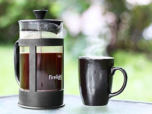 Firelight-8-cup-French-Press-Coffee-Maker-34-oz-Black-0