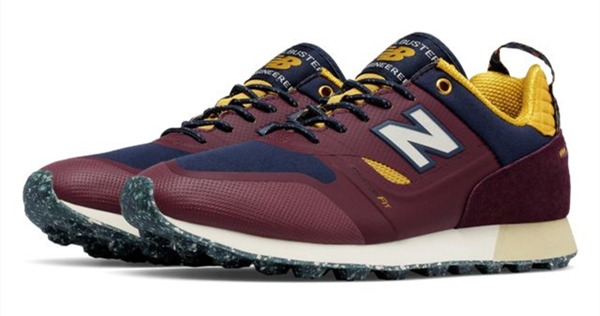 经典海淘:New balance 新百伦 男士 Trailbuster Re-Engineered 休闲板鞋 32.99刀
