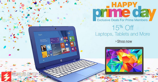 美亚Prime Day:Amazon Warehouse 二手店 Prime会员 全场额外15%OFF